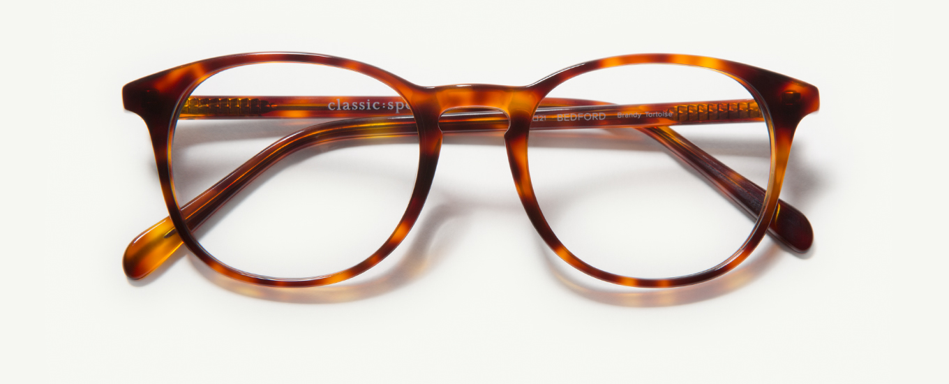 Eyeglasses - Bedford - Front View